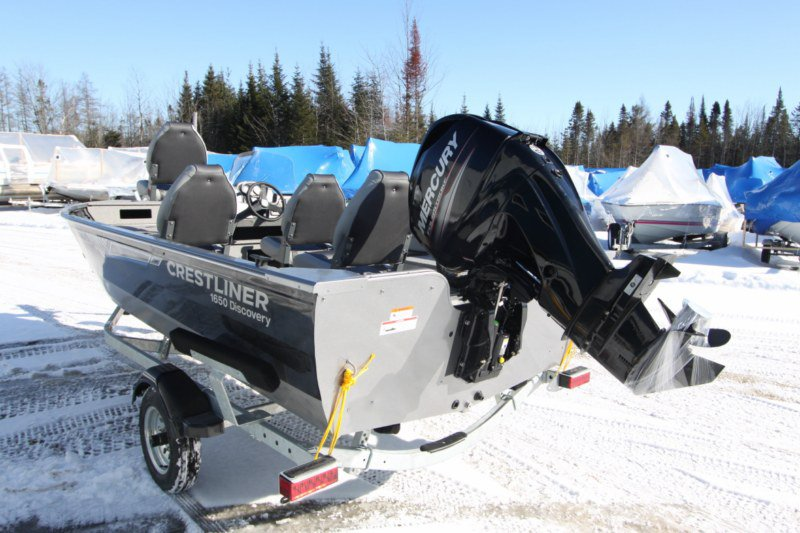 Crestliner 1650 Discovery - IMG_9503
