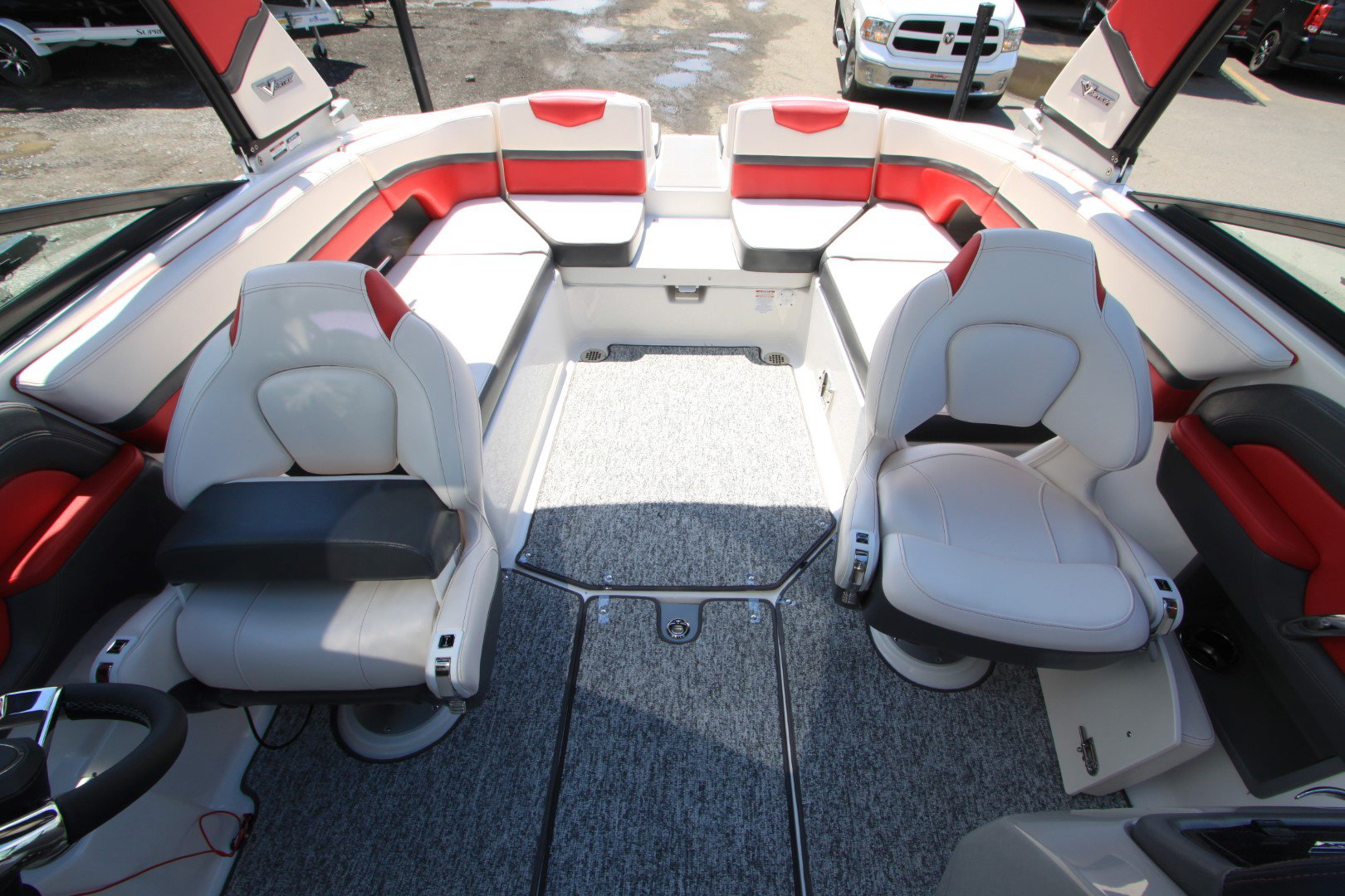 Chaparral 2430 VRX - IMG_5251
