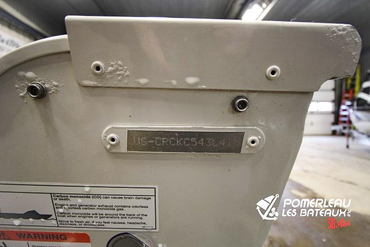 Crestliner Kodiak 16 - IMG_5400