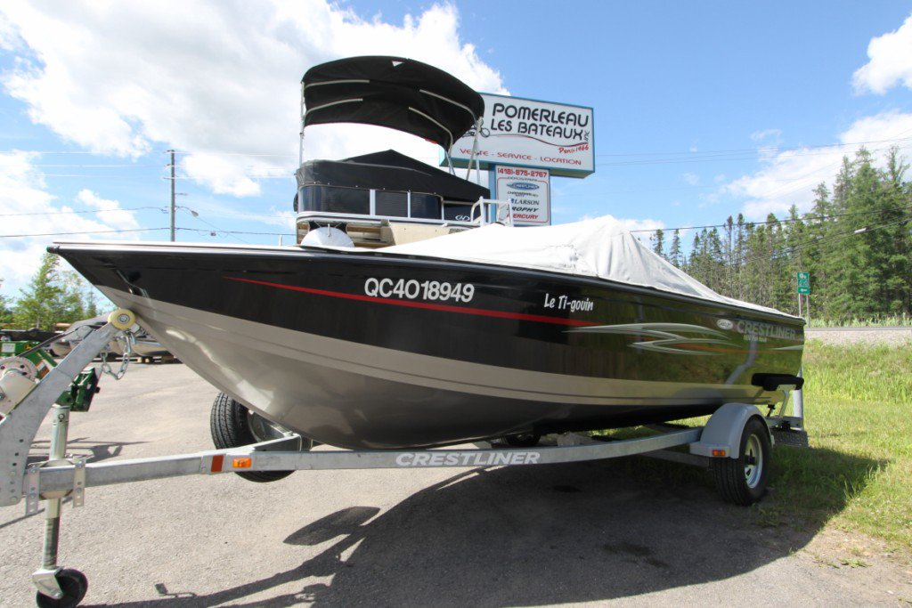 Crestliner Fishhawk 1650 DC - IMG_1764