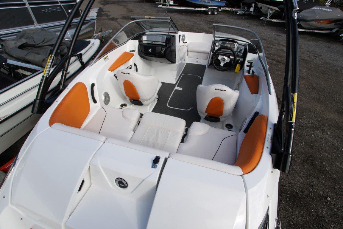 BRP Sea doo Challenger 180 SP - IMG_8219