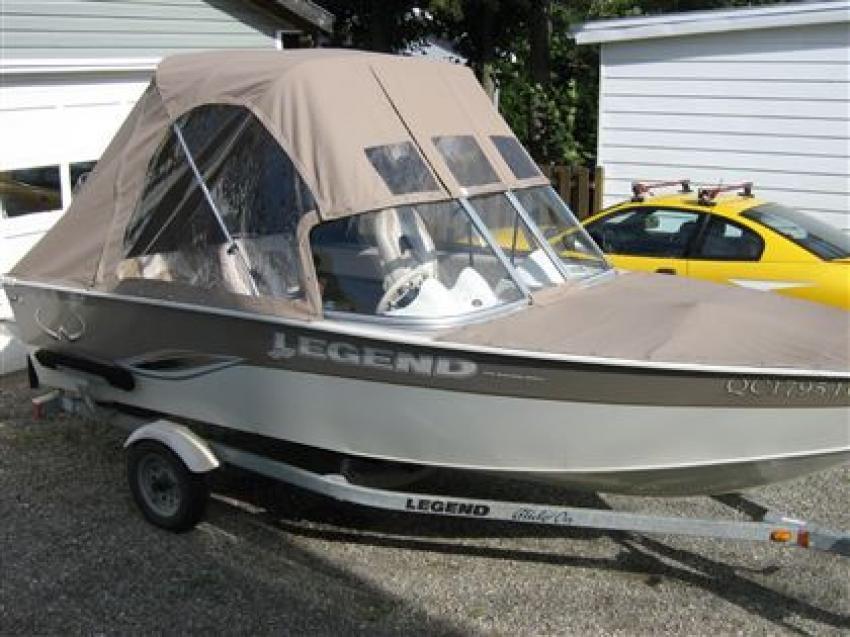 Legend Boats Ltd Xcalibur 16