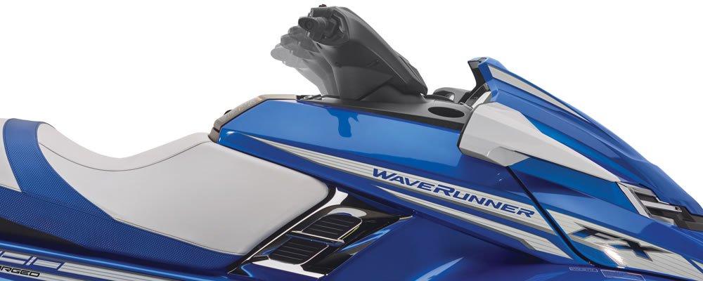 Yamaha FX SVHO - 2017_FX_SVHO-Blue-Steering_04