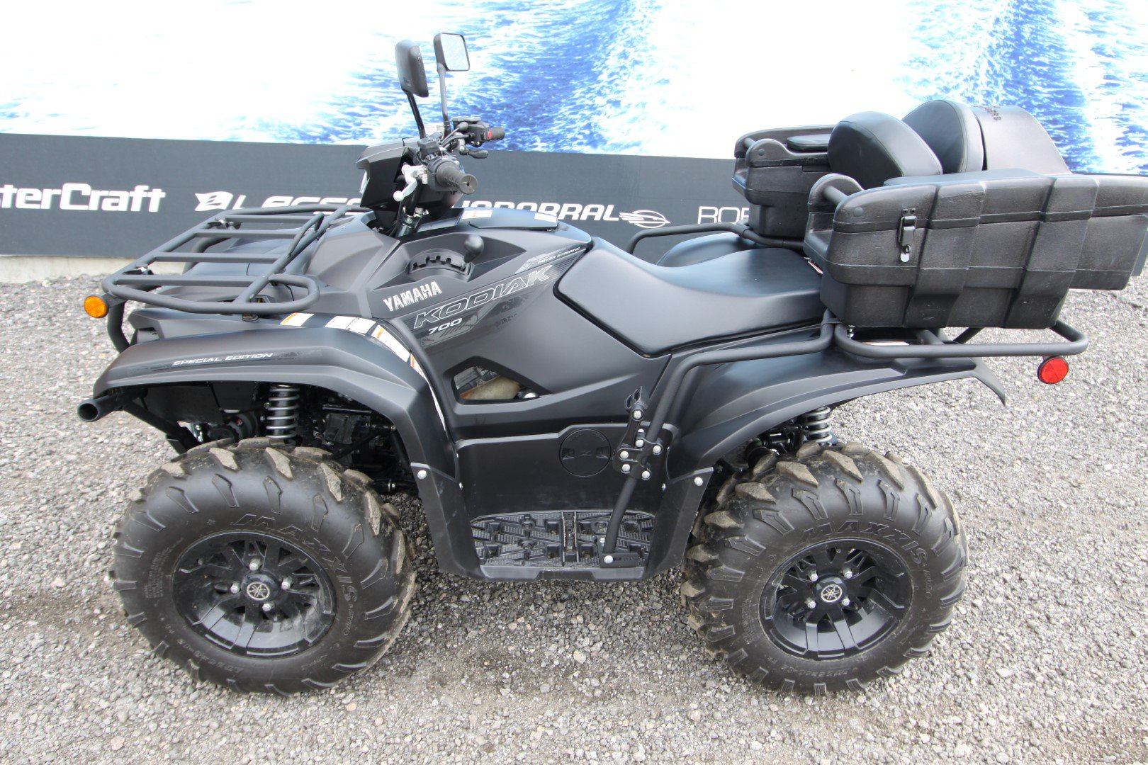 Yamaha Kodiak 700 - IMG_7309