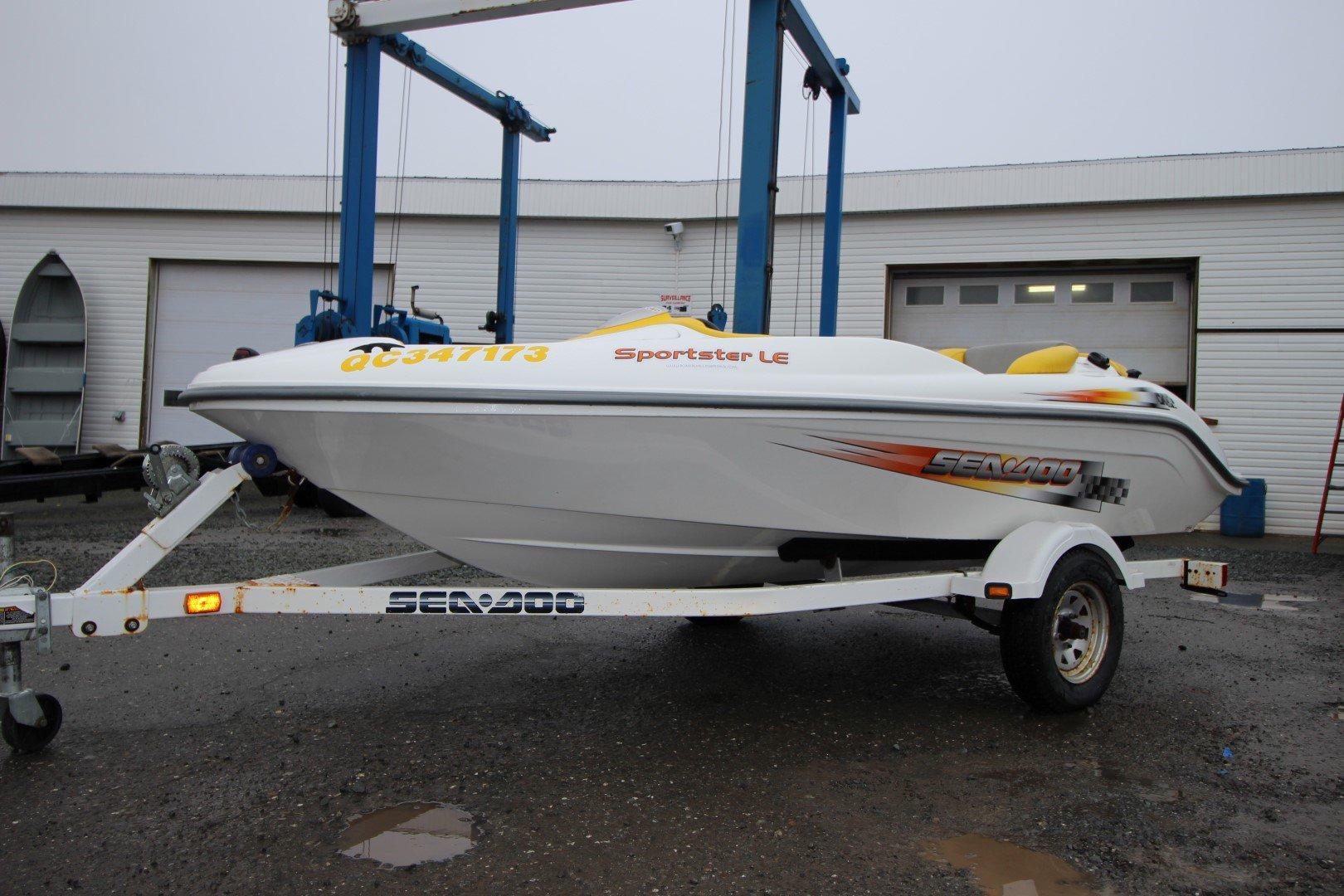 Bombardier Sea-Doo Sportster LE  - IMG_2656