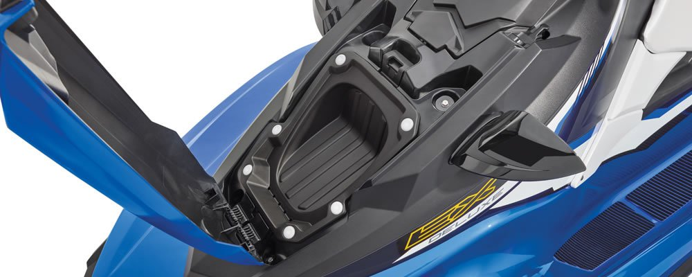 Yamaha EX Deluxe - 2017_EX_Deluxe-Blue-Bow_Storage_02