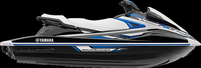 Yamaha VX Deluxe - 2019-VX-Deluxe-BlueBLK_1