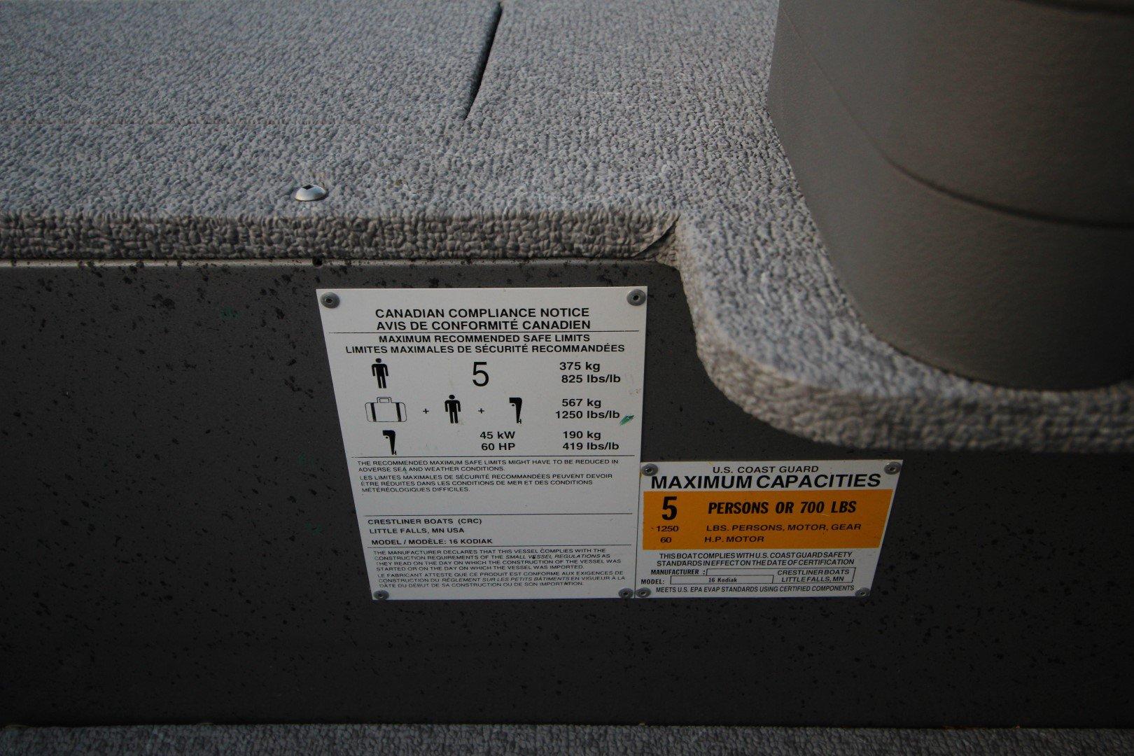 Crestliner Kodiak 16 - IMG_1637
