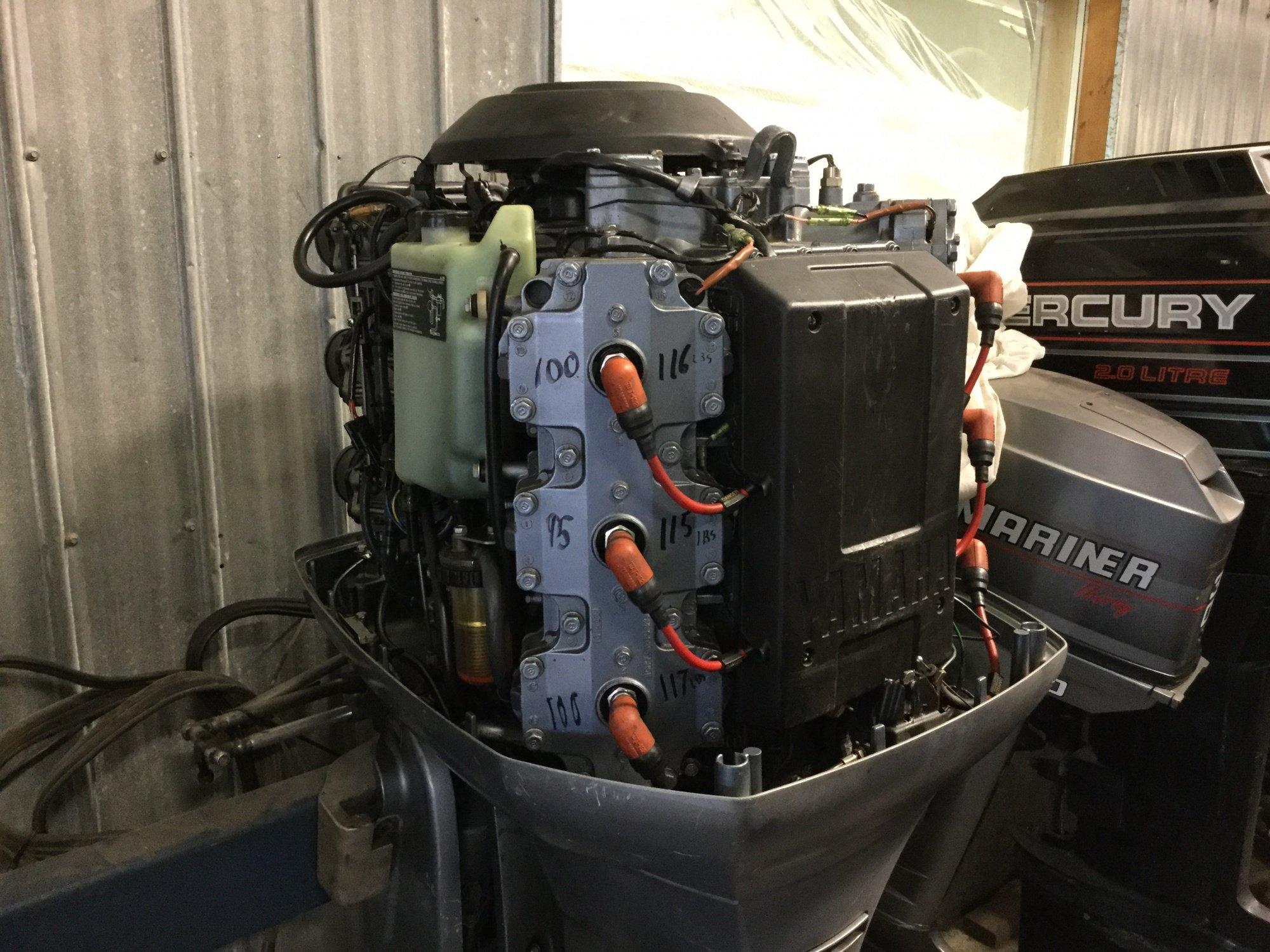 Yamaha 250 HP - IMG_1117
