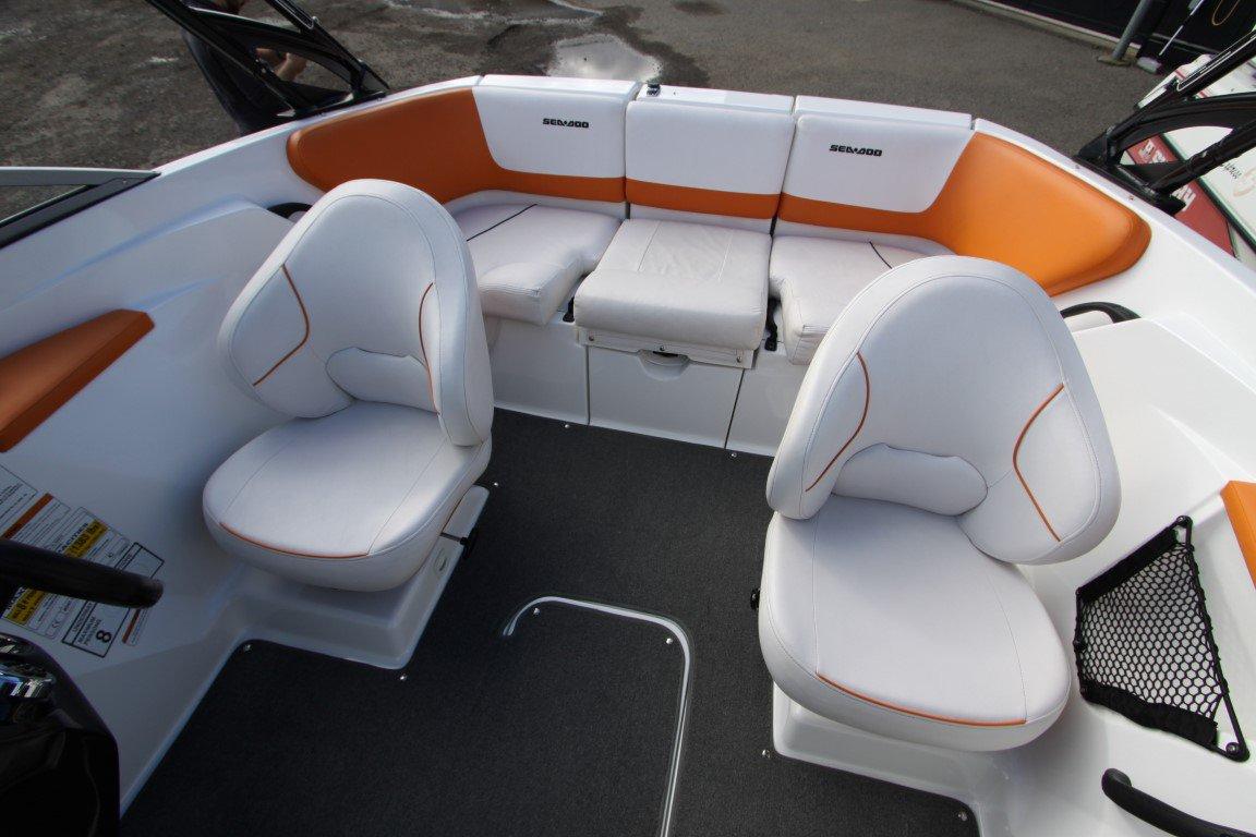 BRP Sea doo Challenger 180 SP - IMG_8227