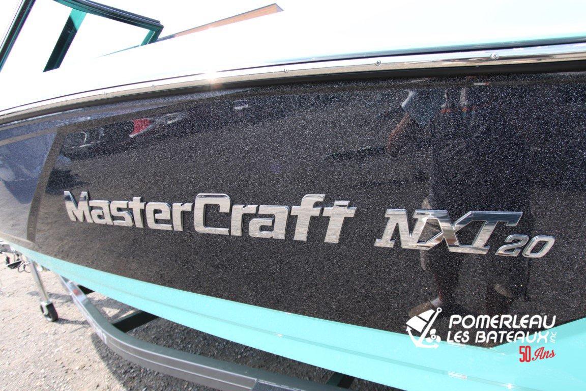 Mastercraft NXT 20 - IMG_4469