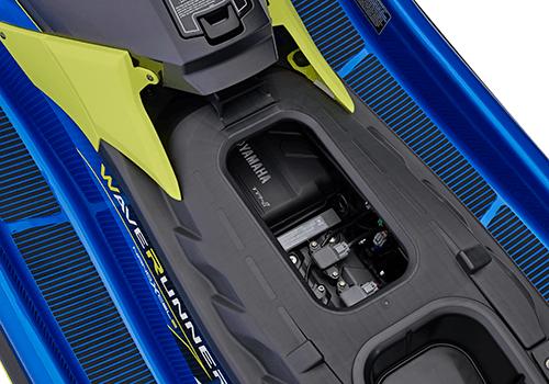 Yamaha EXR - 2019-EXR-Blue-Engine