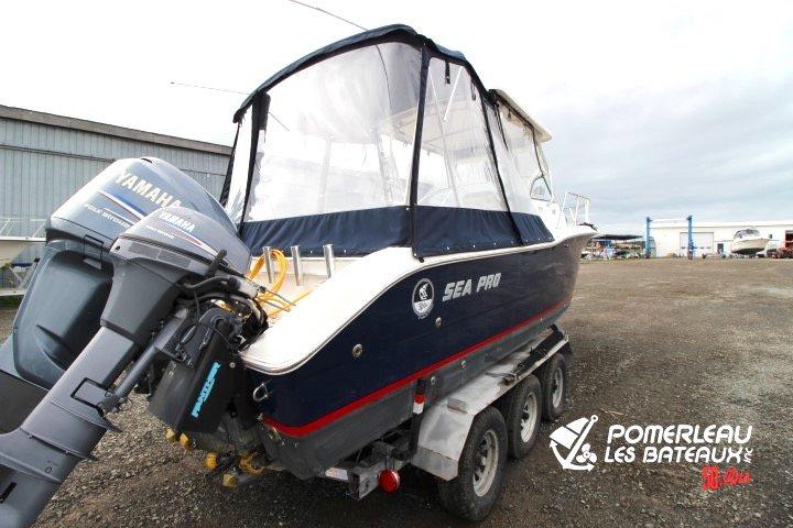 Sea Pro 250 Walkaround - IMG_4293