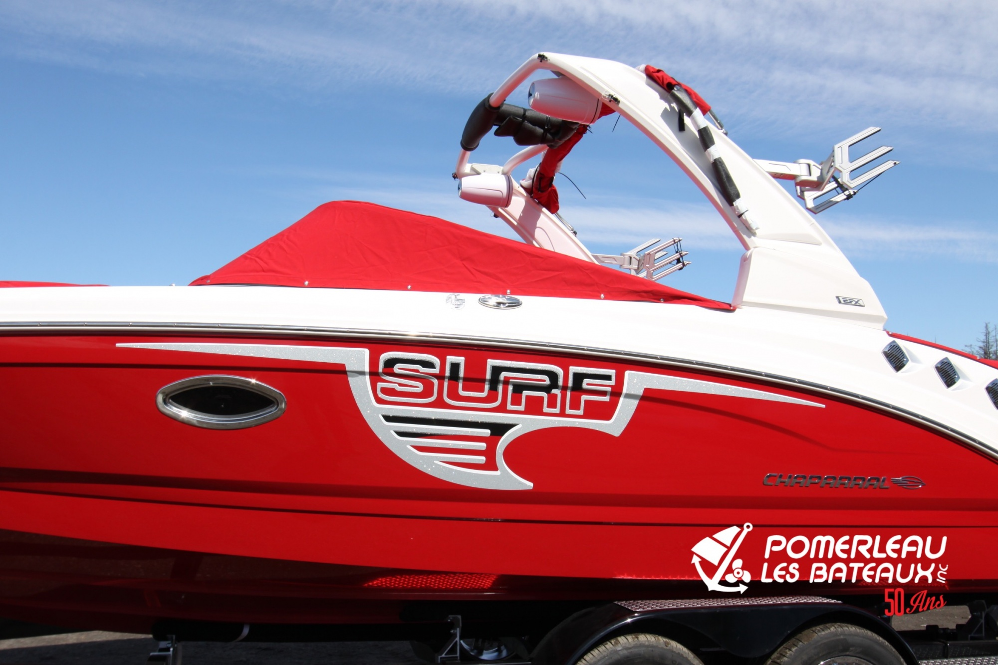 Chaparral 24 Surf - IMG_5045