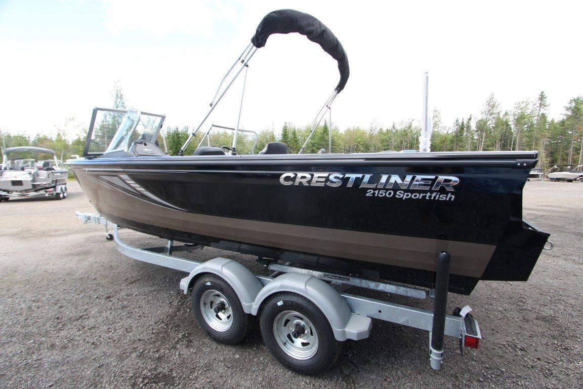 Crestliner Sportfish 2150 SST - IMG_7256