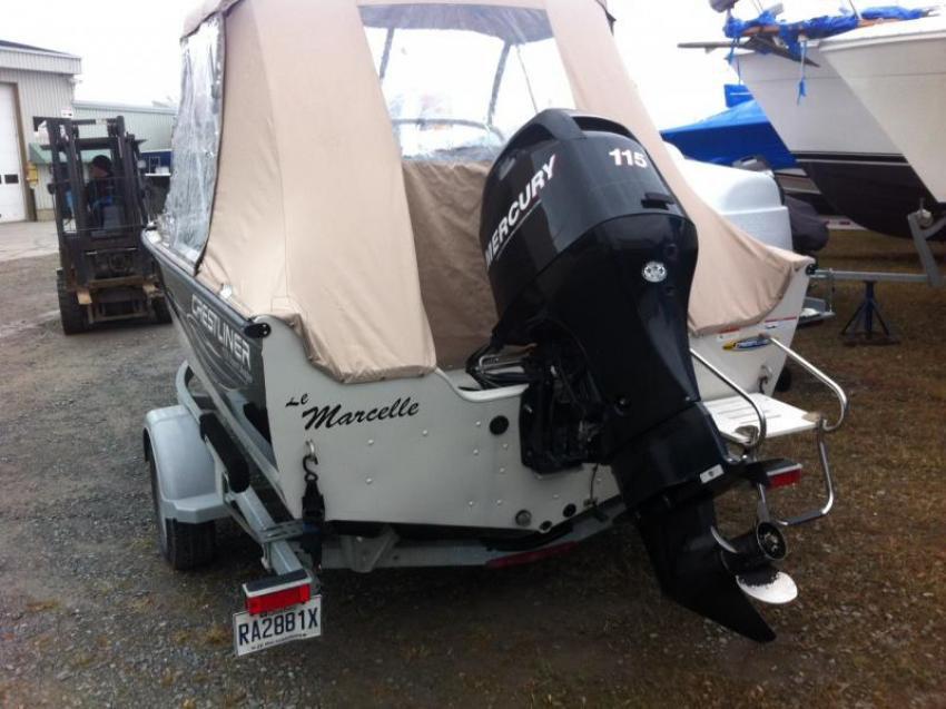 Crestliner Sport Angler 1750 - 30895