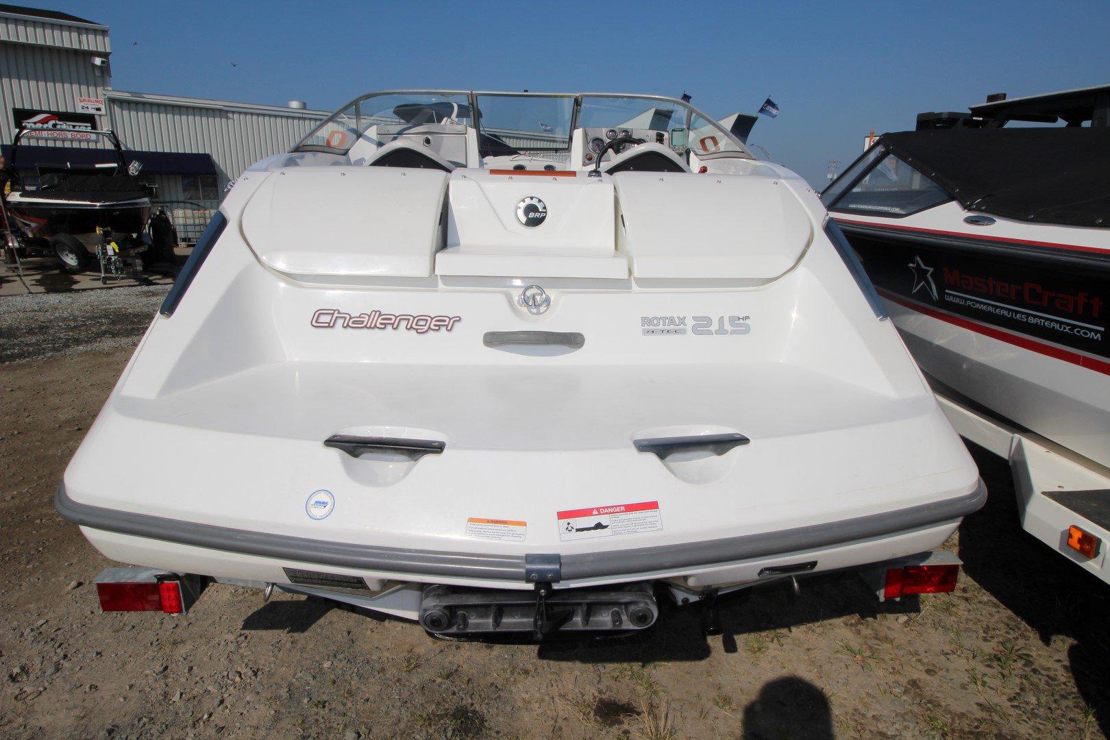 BRP Sea doo Challenger 180 - IMG_2251