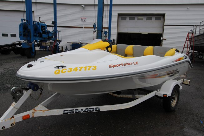 Bombardier Sea-Doo Sportster LE