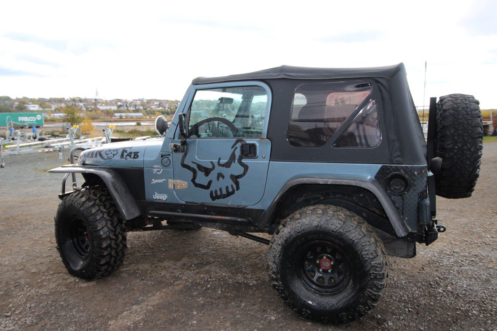 Jeep TJ 4.0L - IMG_2498