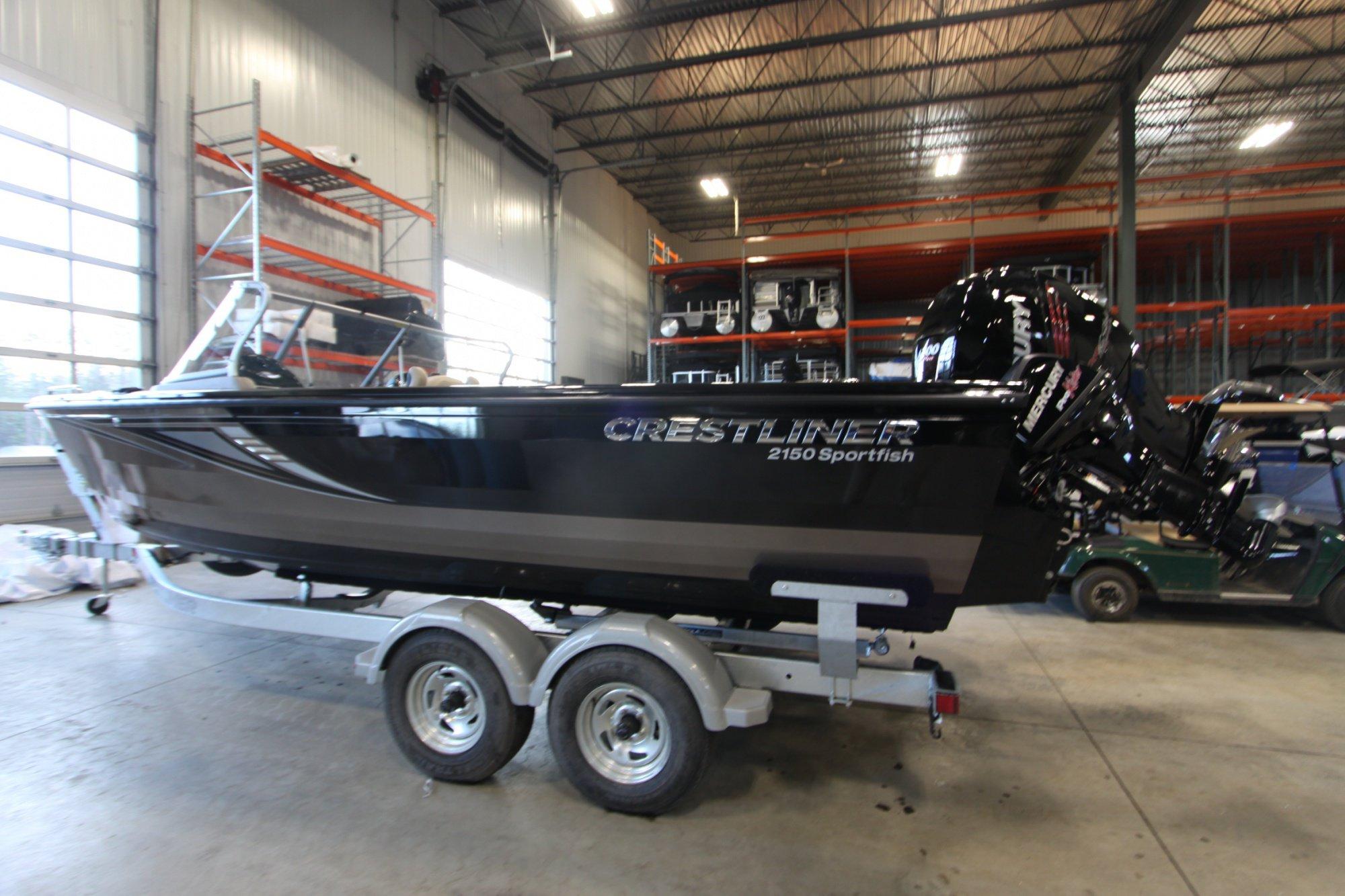 Crestliner Sportfish 2150 SST - IMG_3597