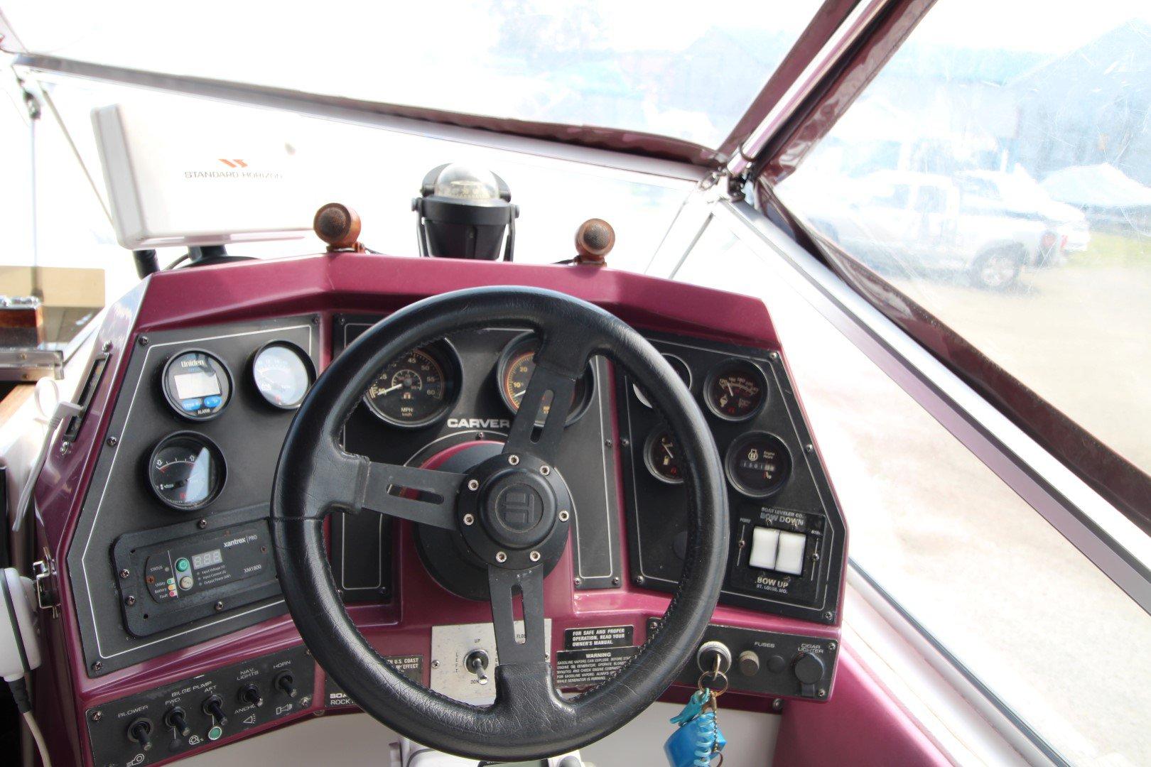 Carver Yachts Montego 27 - IMG_1133