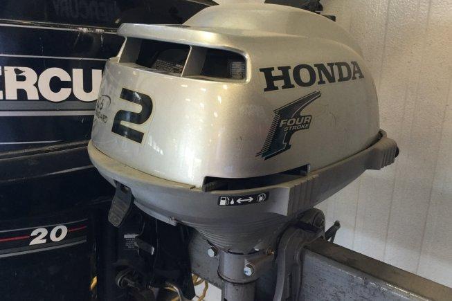 Honda 2 HP