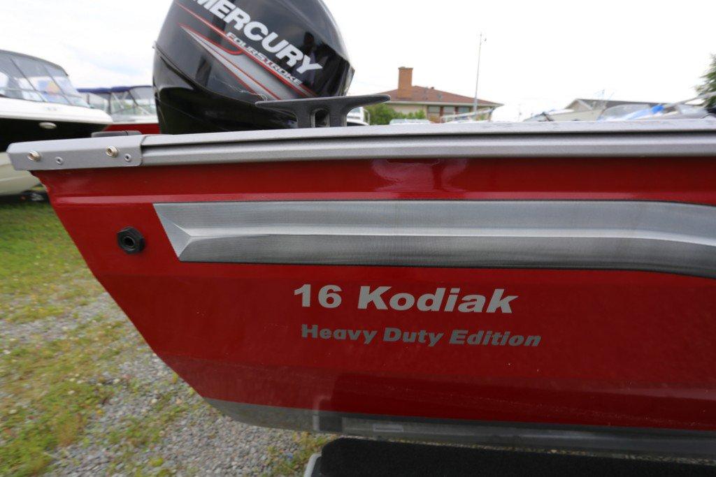 Crestliner Kodiak 16 SC - IMG_3541