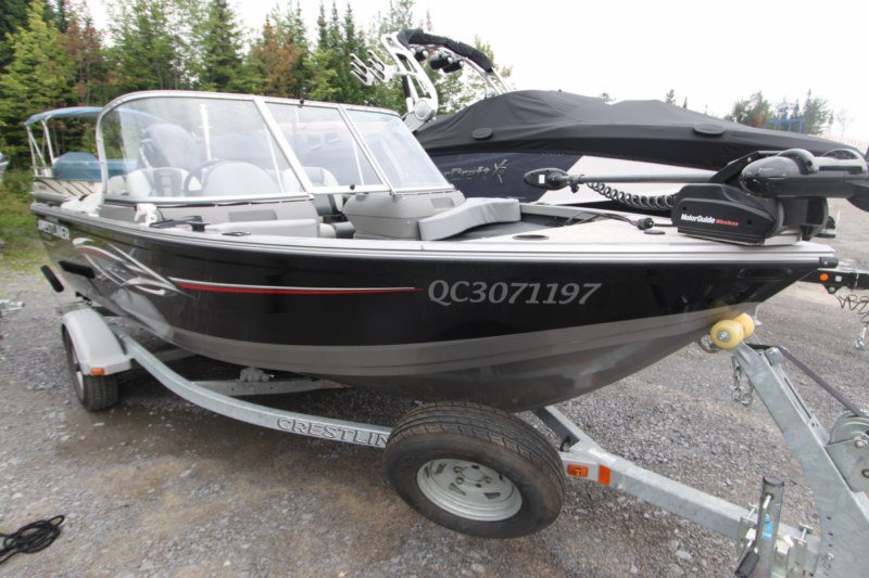 Crestliner 1650 Fish hawk WT - IMG_8395