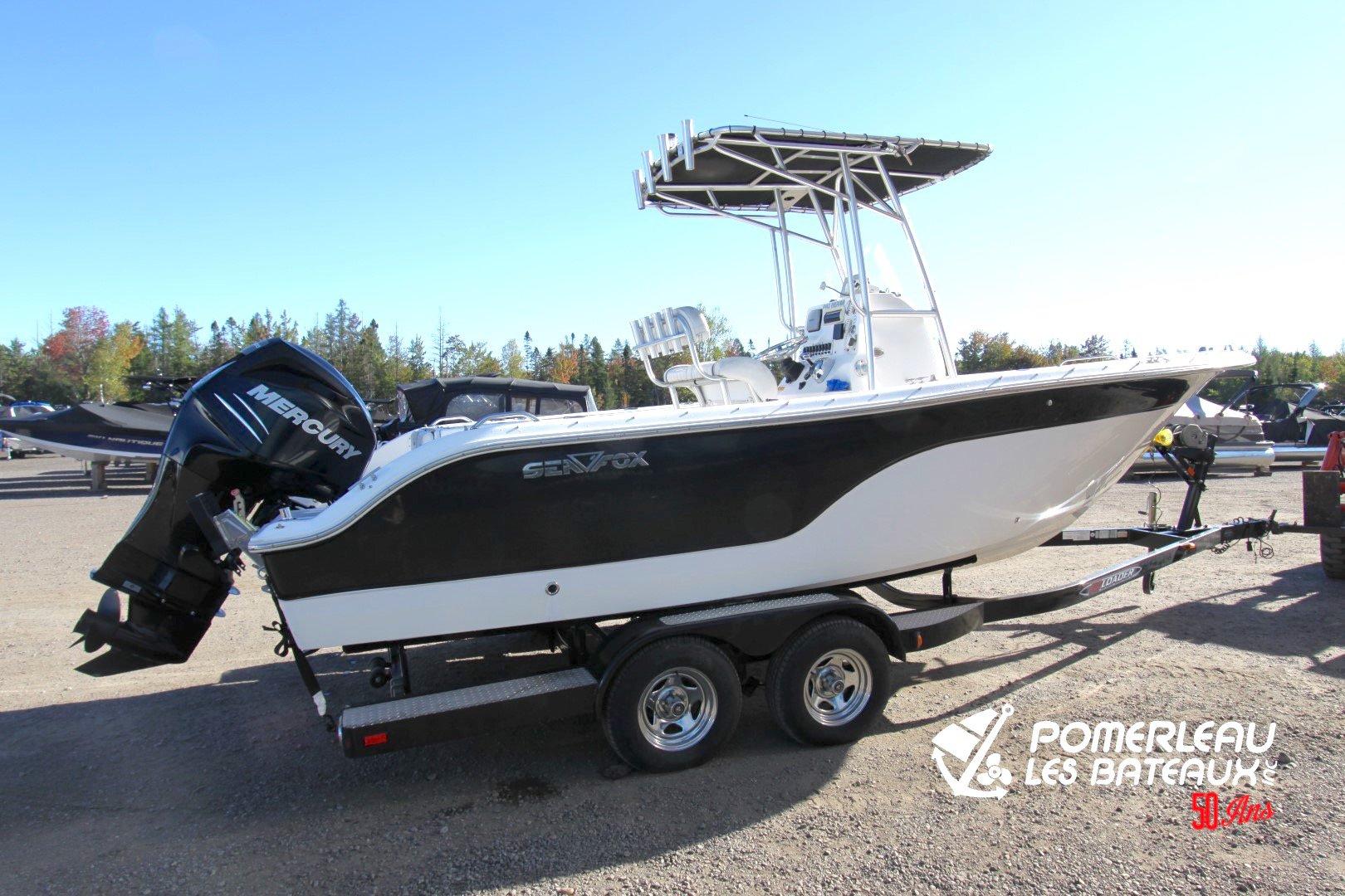 Sea Fox 236CC Pro Series - IMG_5655
