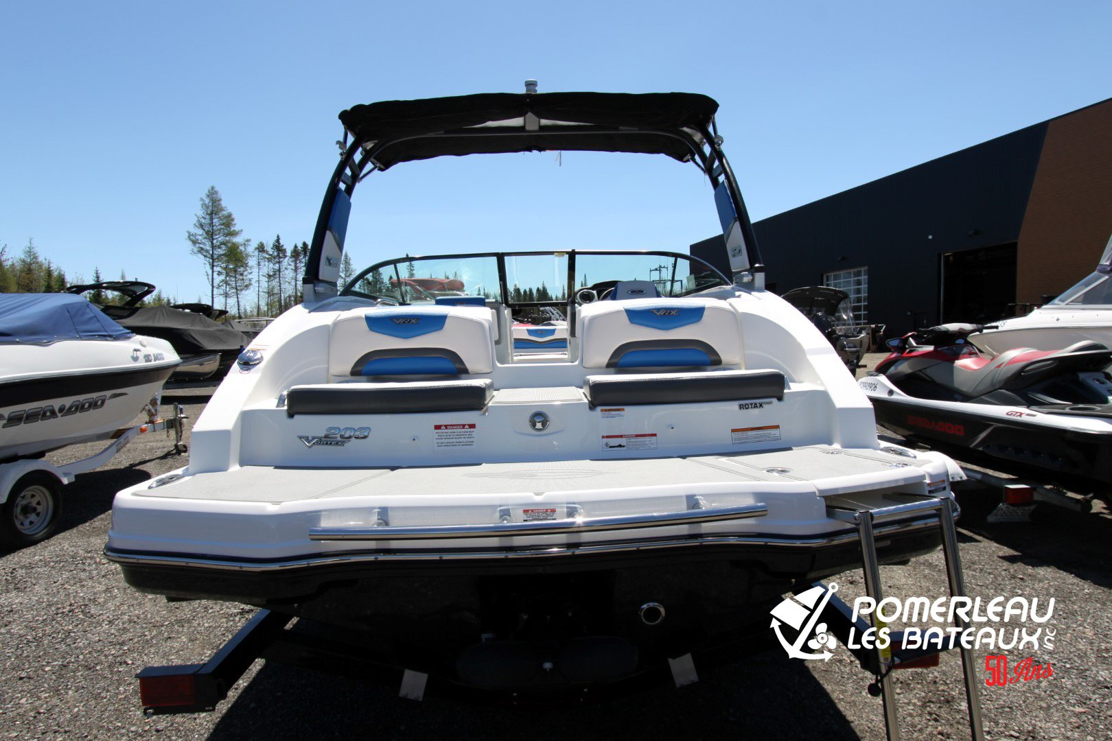 Chaparral 203 VRX - IMG_2908