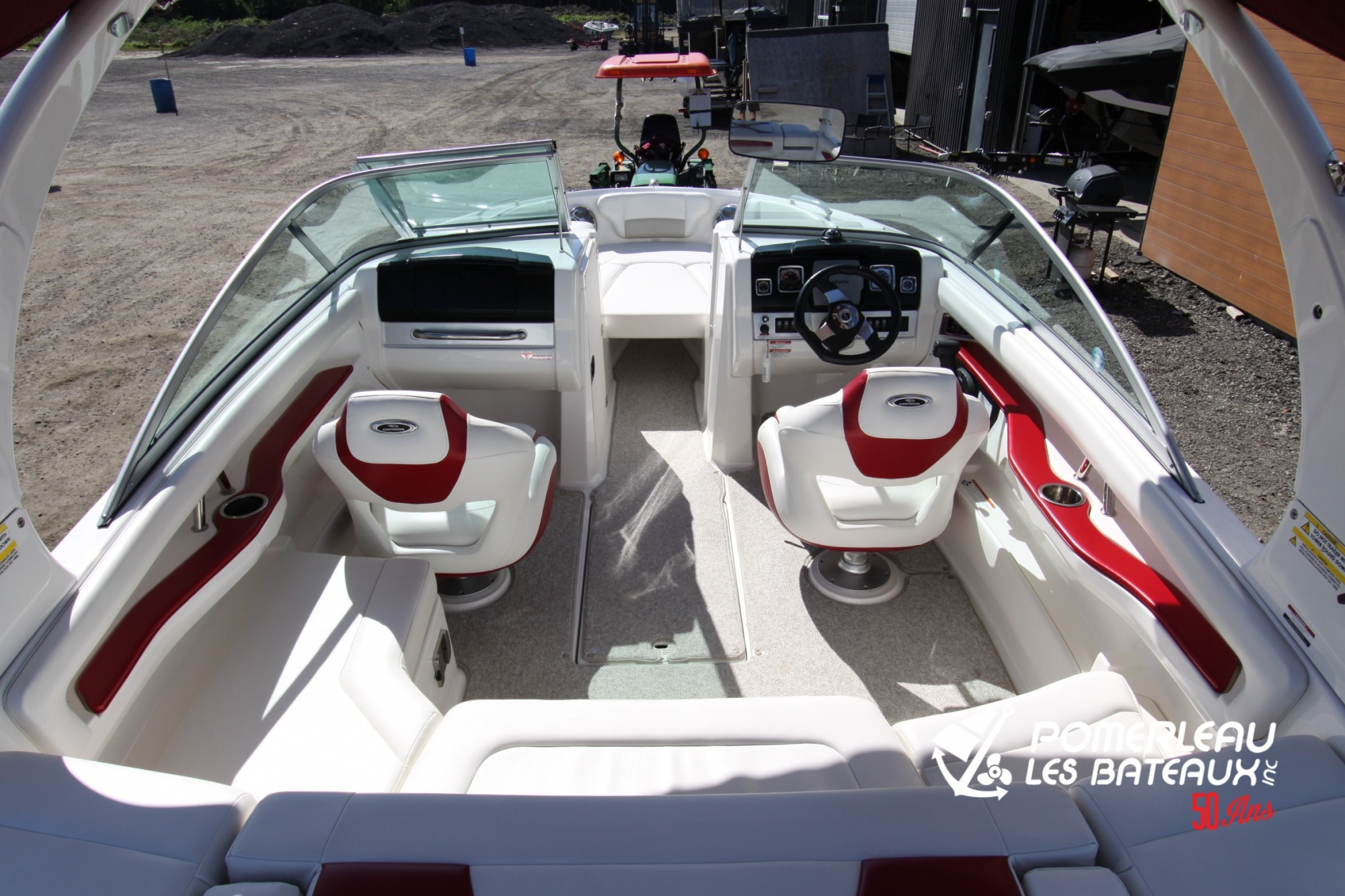 Chaparral 204 Xtreme - IMG_0608