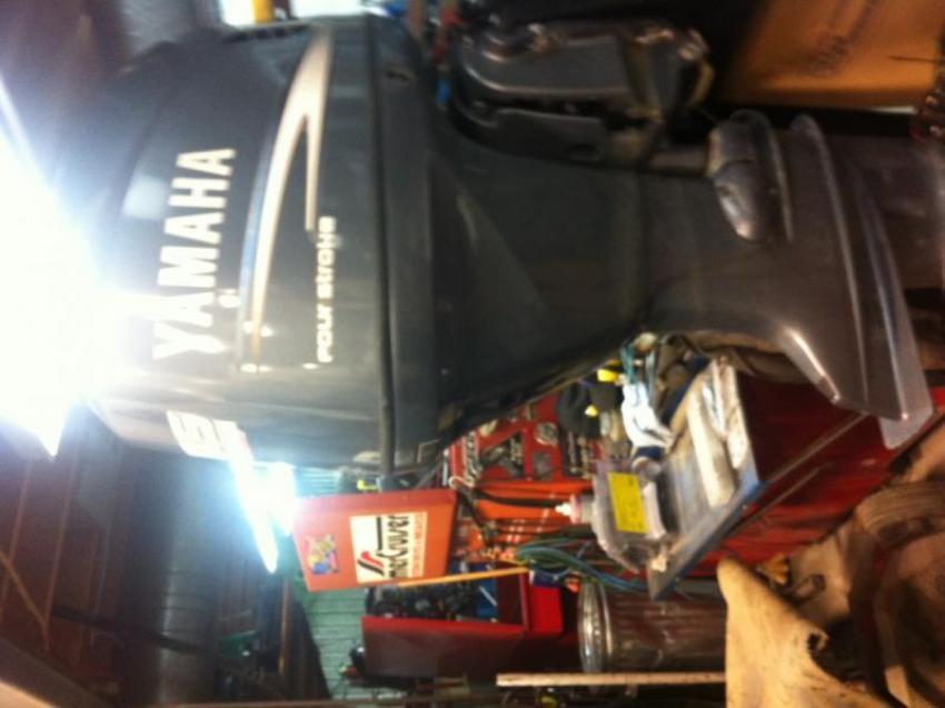 Yamaha 115 XL 4 TEMPS EFI F115XL - 18329