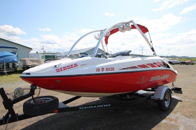 BRP Speedster 200 Twin Rotax 4-Tec 310