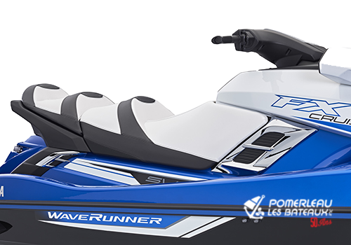 Yamaha FX Cruiser SVHO - 2018-FX-Cruiser-SVHO-Blue-Seat
