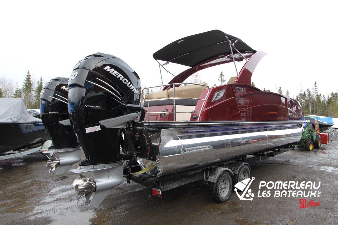 Harris Crowne SL 250 TE - IMG_1487