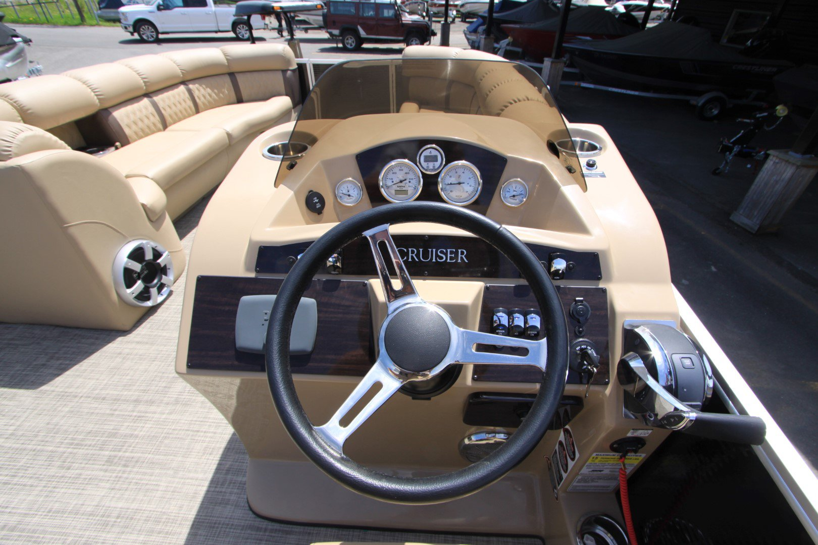 Harris Cruiser CX 240  - IMG_5210
