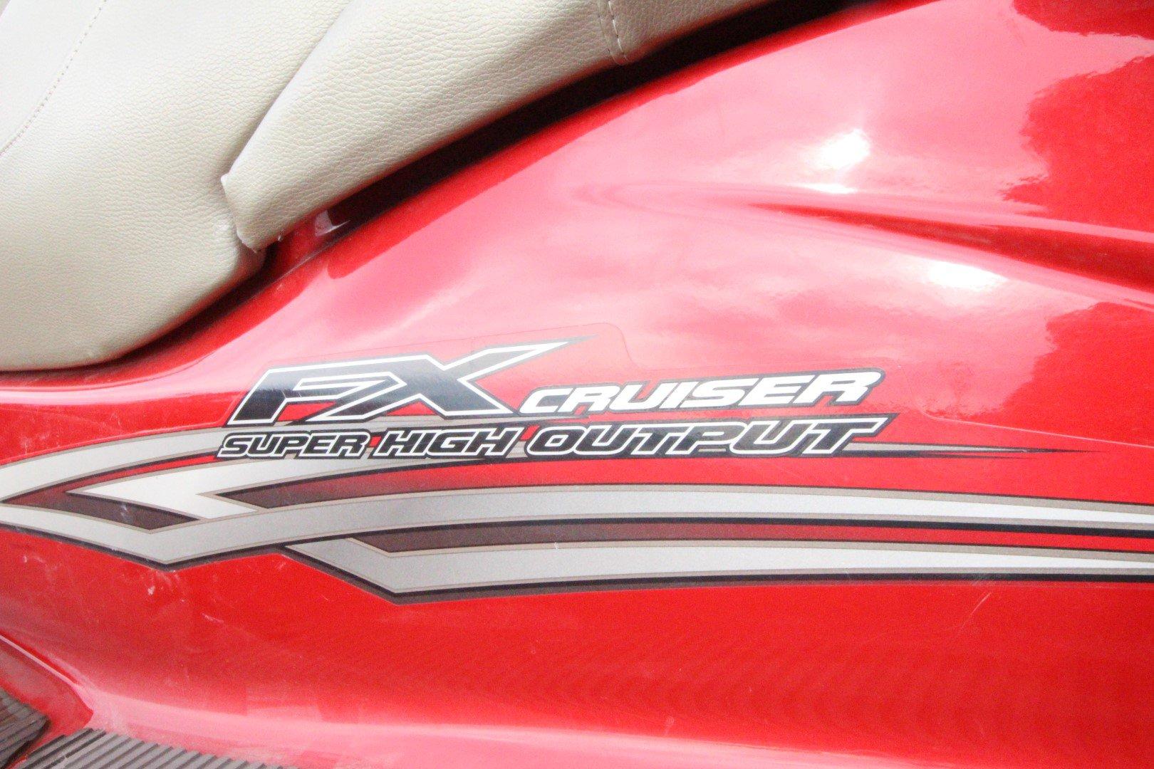 Yamaha Fx Cruiser SHO - IMG_2511