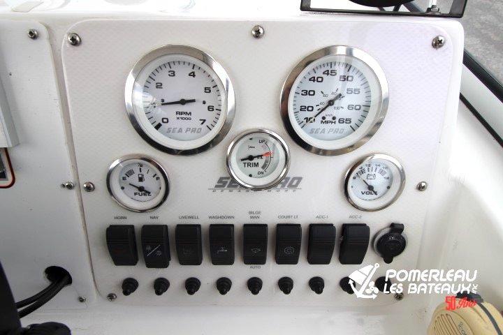 Sea Pro 250 Walkaround - IMG_4315