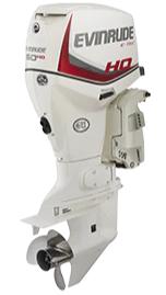 Evinrude 60HP E-TEC H.O. - 60ho