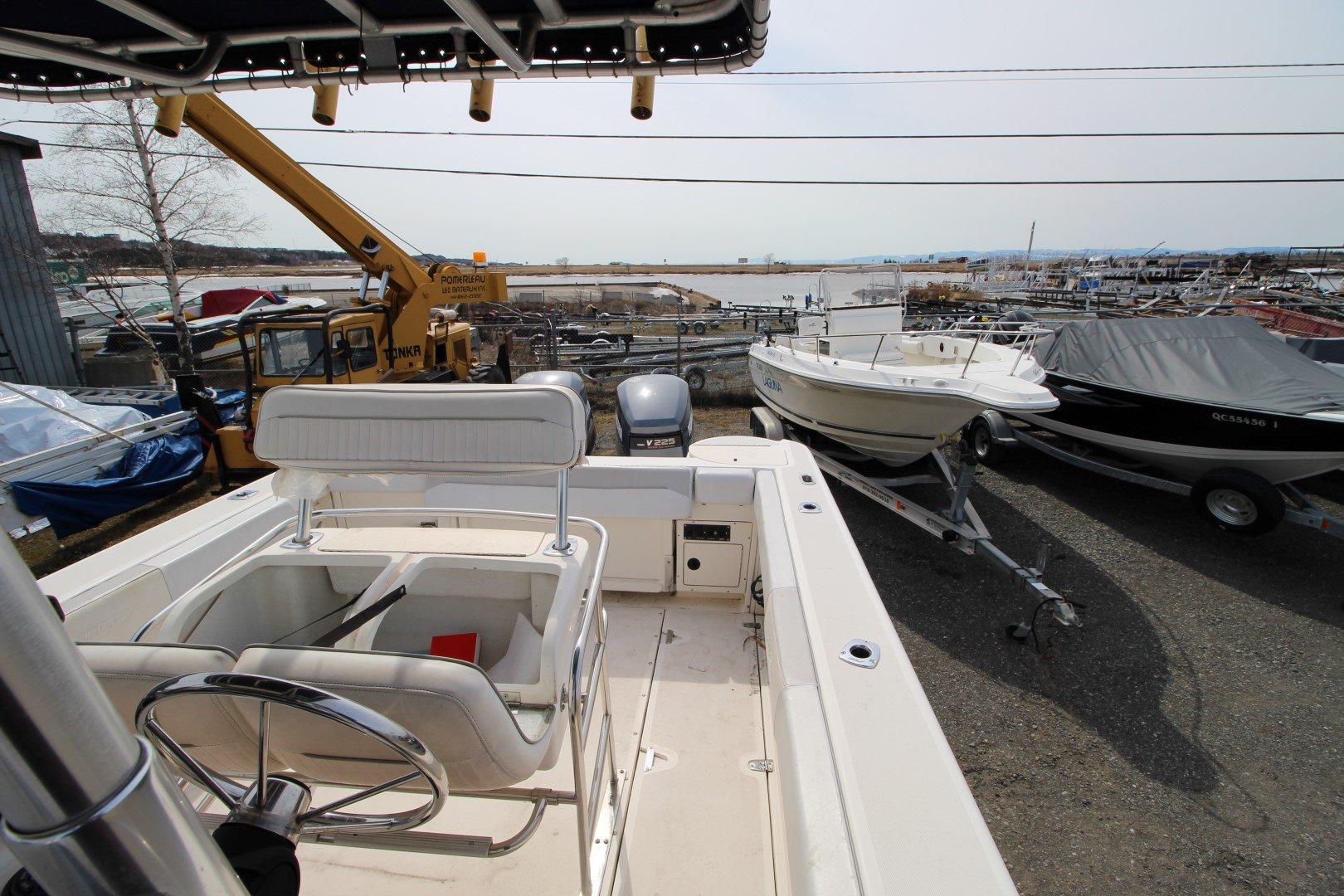 Boston Whaler 26 - IMG_0511