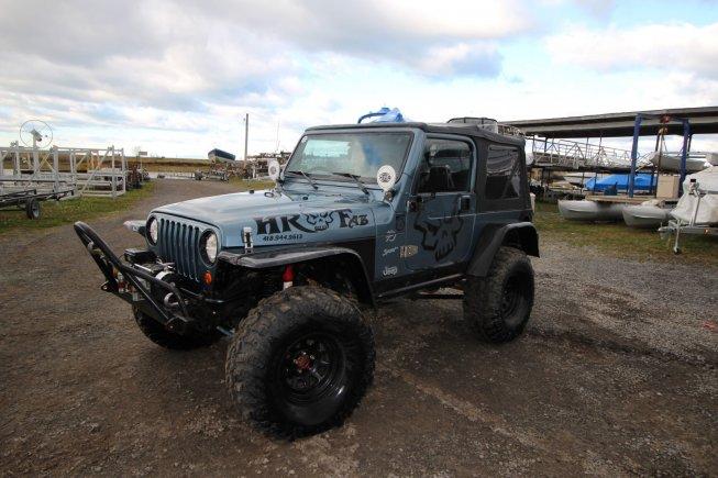 Jeep TJ 4.0L