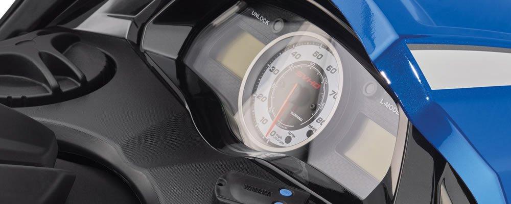 Yamaha FX SVHO - 2017_FX_SVHO-Blue-Remote_01