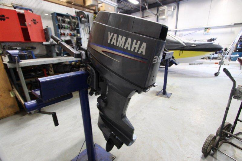 Yamaha 30HP 2 Strokes - IMG_9482