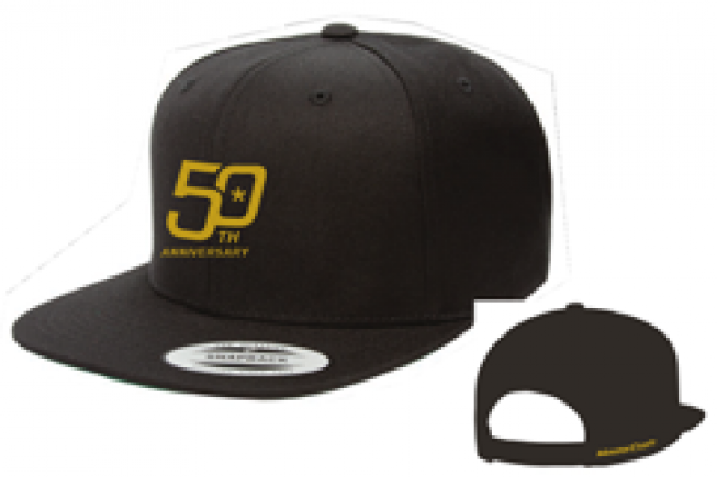 MasterCraft 50th Anniversary Snapback Hat