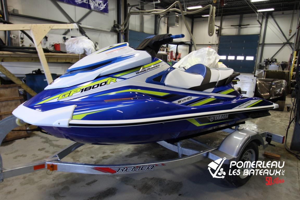 Yamaha GP 1800 - IMG_8006