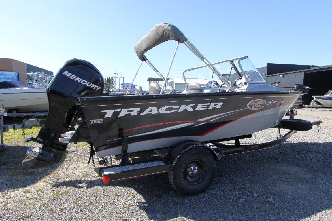 Tracker Targa V17