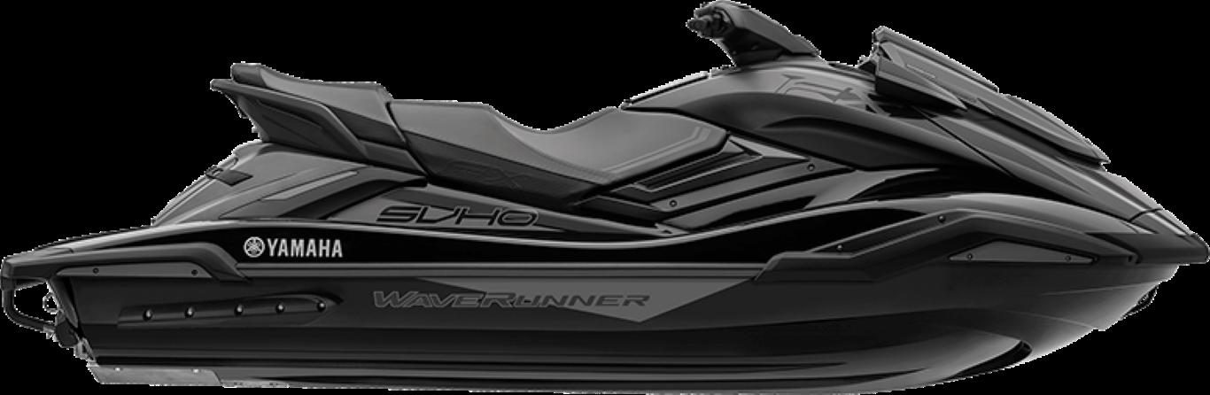 Yamaha FX SVHO - 2020-FX-SVHO-CarbonBlack_1