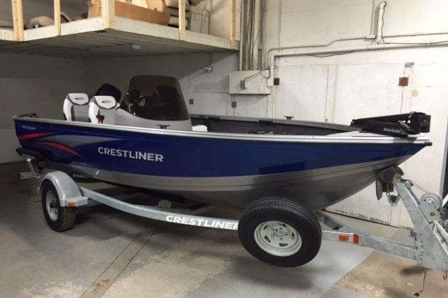 Crestliner Inc Fish Hawk 1600