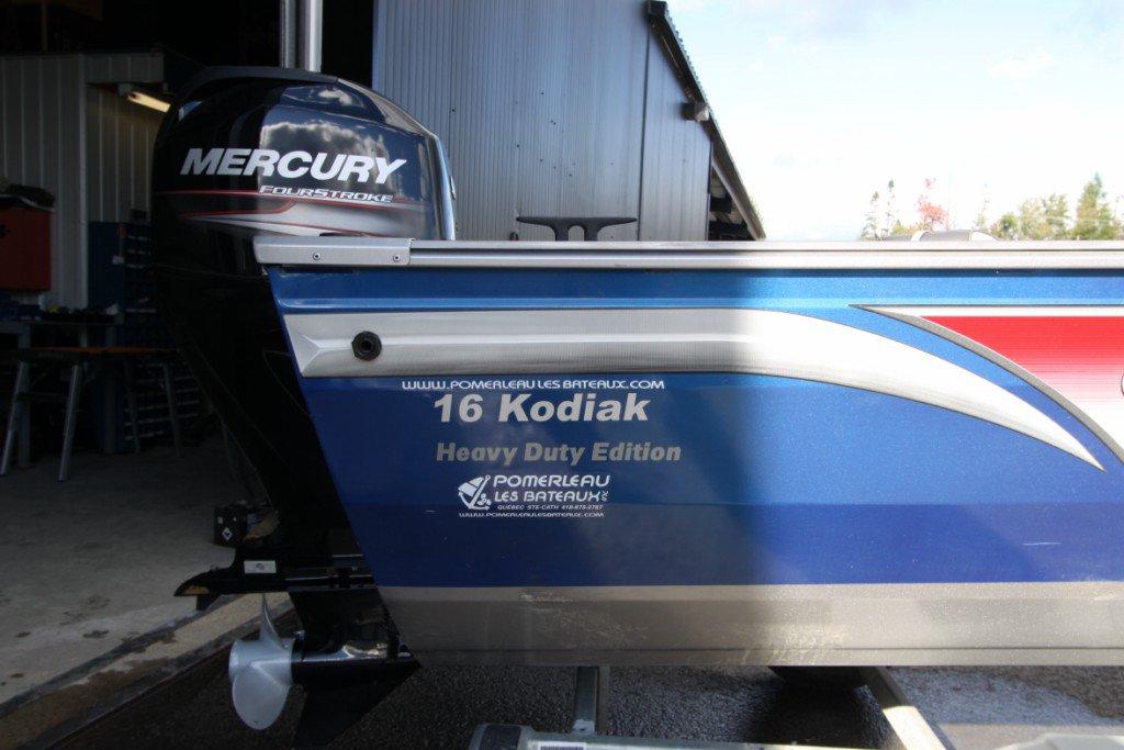 Crestliner Kodiak 16 SC - IMG_2892