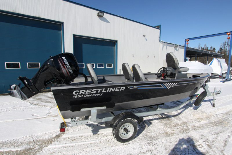 Crestliner 1650 Discovery - IMG_9505
